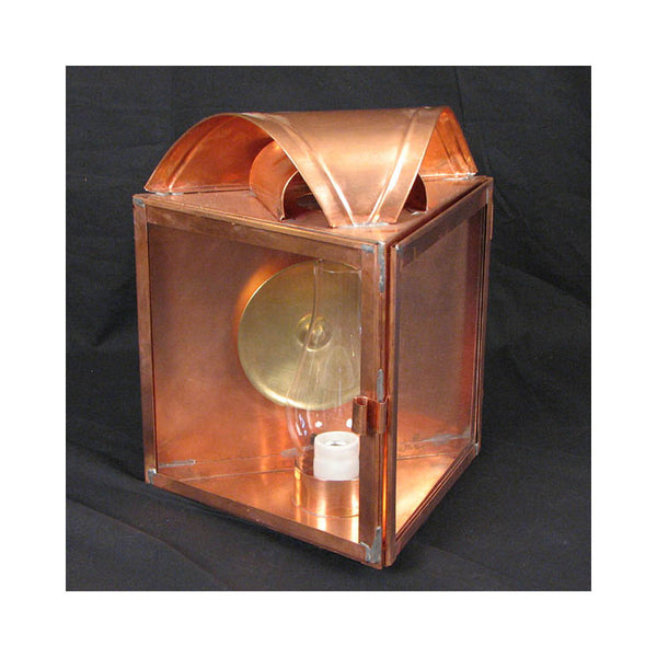 Reproduction - Copper Triangle Lantern