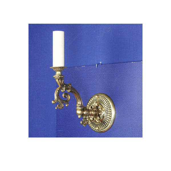 Single Gas Wall Light