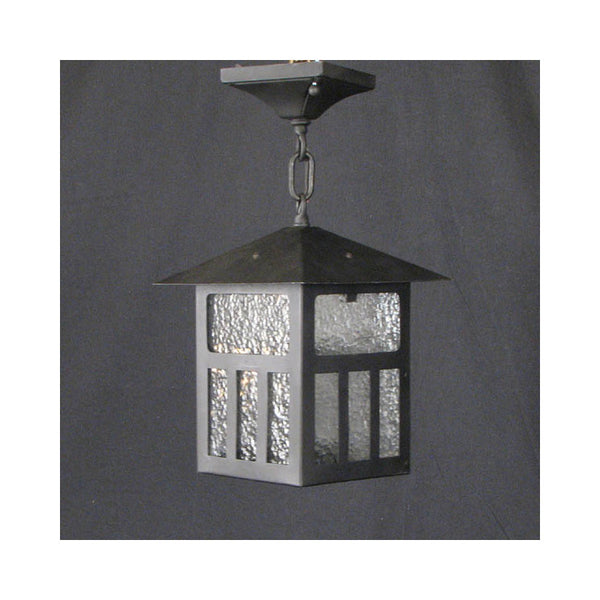 Small Arts & Crafts Hanging Lantern