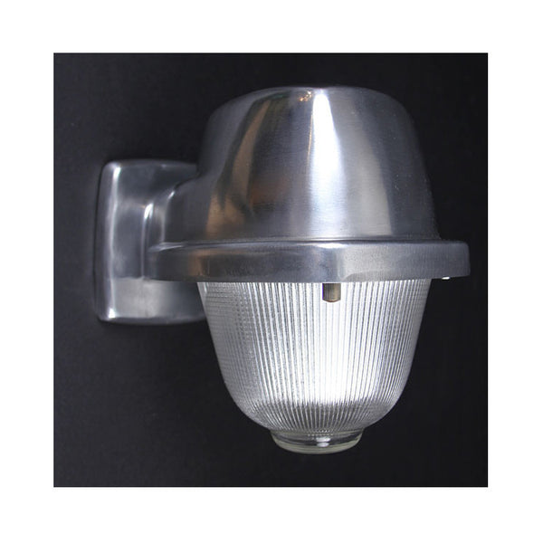 Small Holophane Wall Light