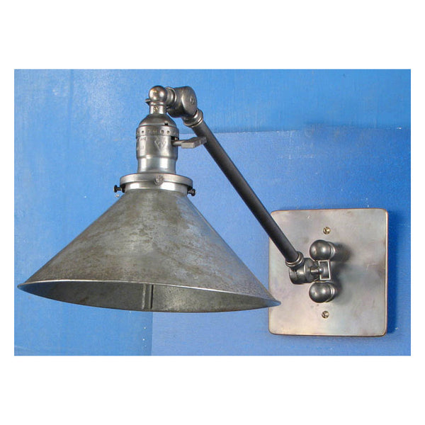 Reproduction - Adjustable Arm Wall Light w/ Swivel