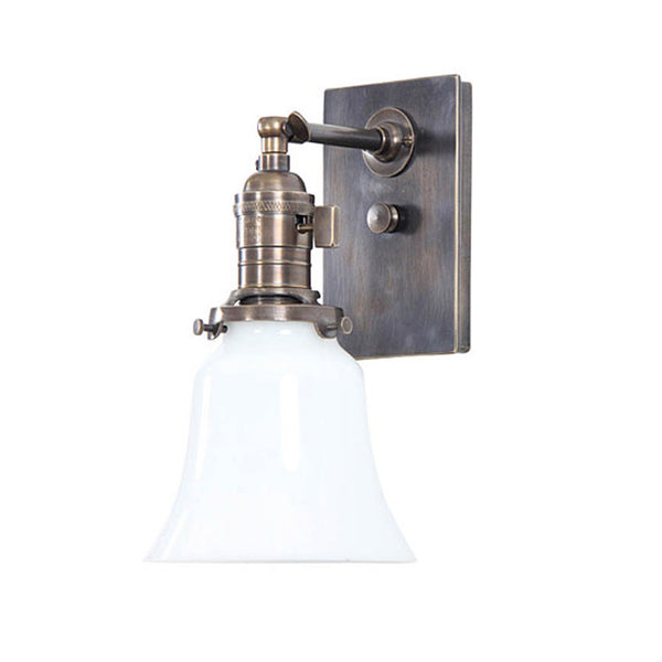 Reproduction - Adjustable Pin Arm Wall Light
