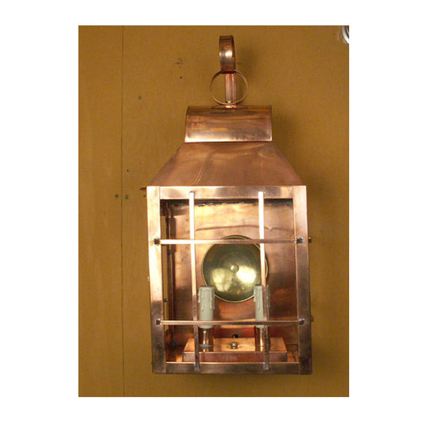 Copper Lantern (large)