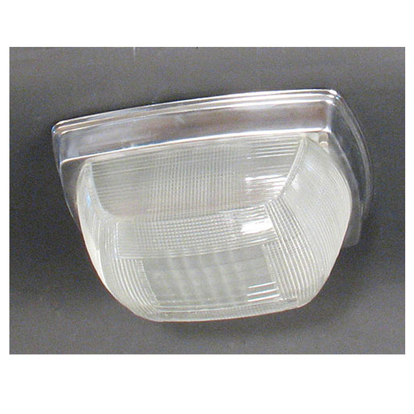 Rectangular Holophane Ceiling Light
