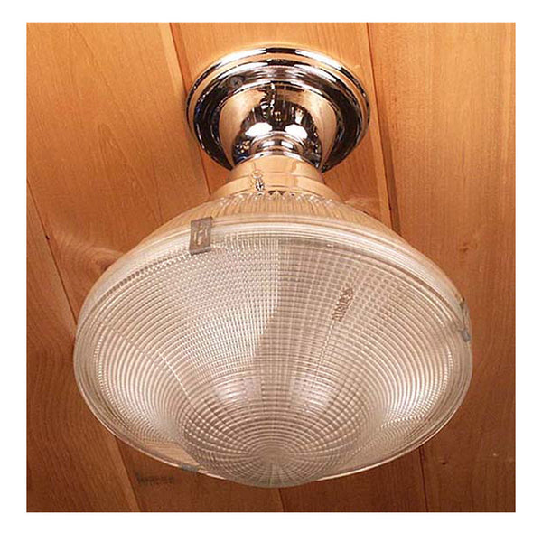 Ceiling Mounted 2 Piece Holophane Fixture