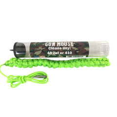 Firearm Bore Cleaner - .40 Caliber - Compact, Very Effective Cleaning with a Lifetime Warranty - Gun Mouse Bore Cleaner