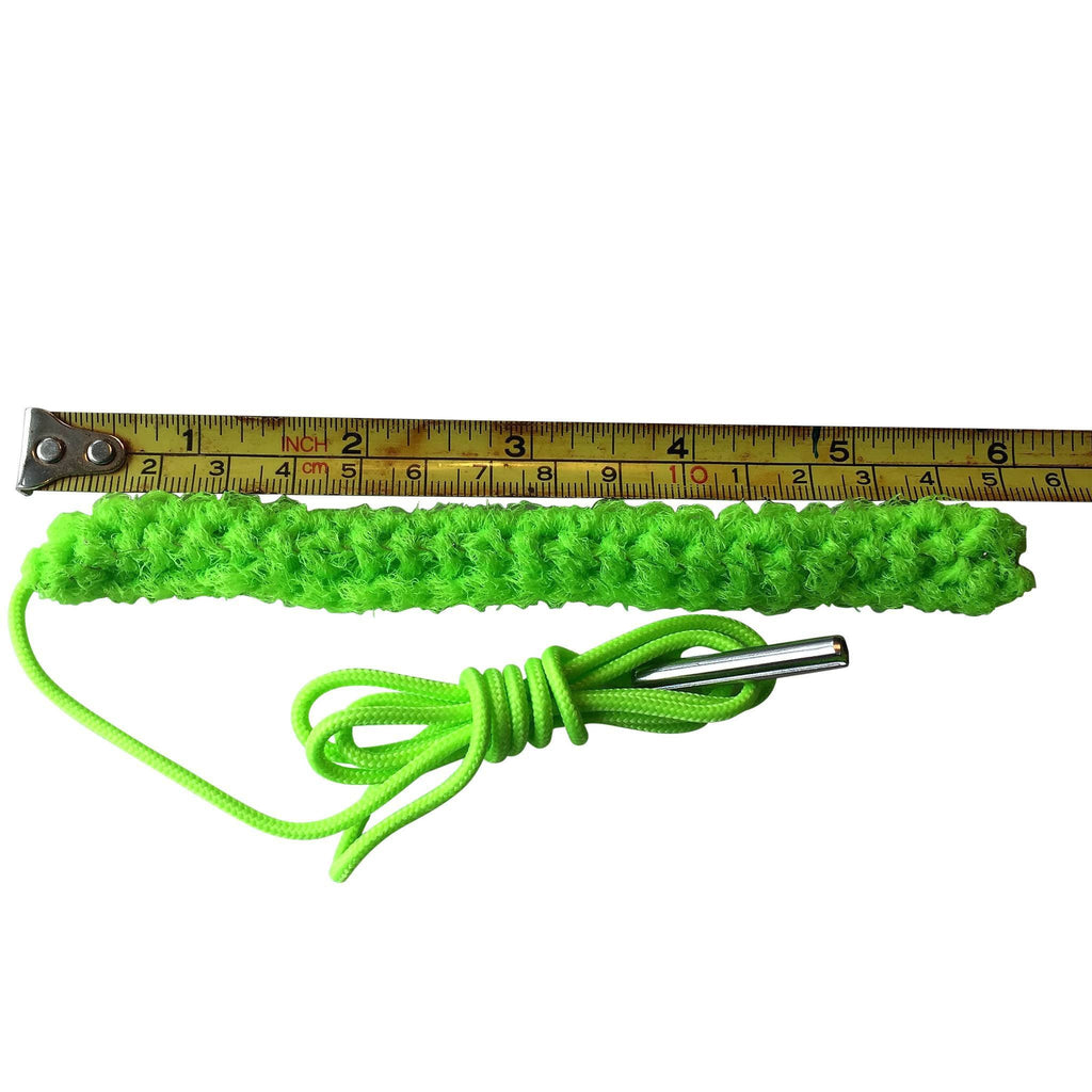 Firearm Bore Cleaner - 9 MM /.357 Caliber -Quick,efficient cleaning of your firearm - Gun Mouse Bore Cleaner