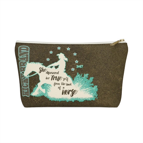 """Her True Self"" Reiner Accessory Pouch"