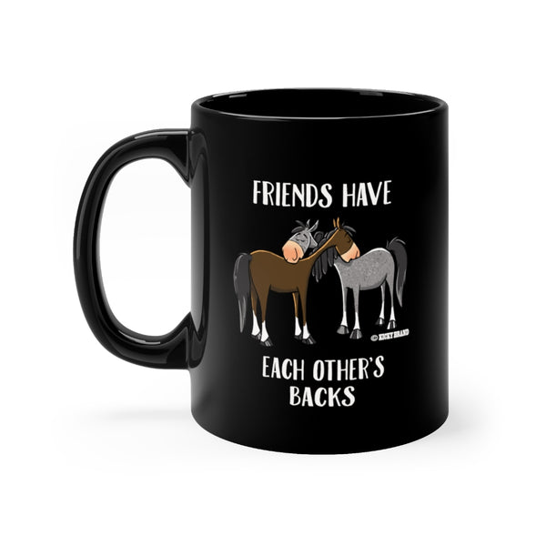 Friends Have Each Other's Backs Mug