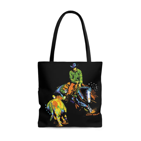 Cow Daze Tote Bag