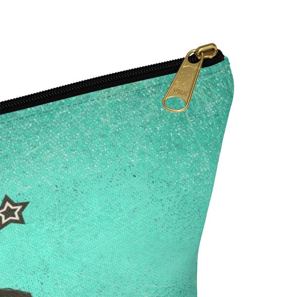 """Her True Self"" Barrel Racer Accessory Pouch"