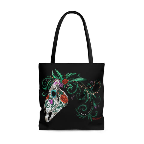 Sugar Horse Tote Bag
