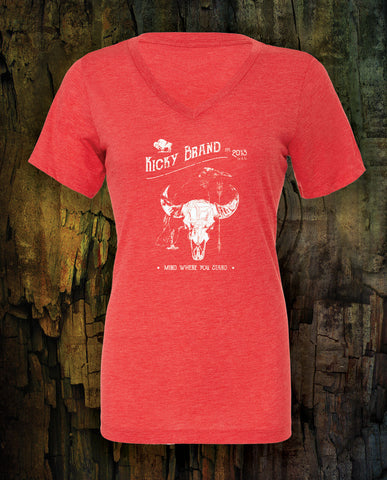 Trail's End Ladies Tee