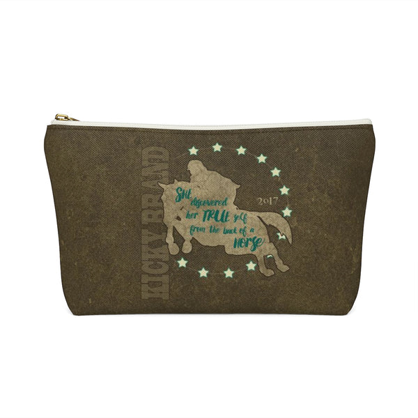 """Her True Self"" Jumper Accessory Pouch"