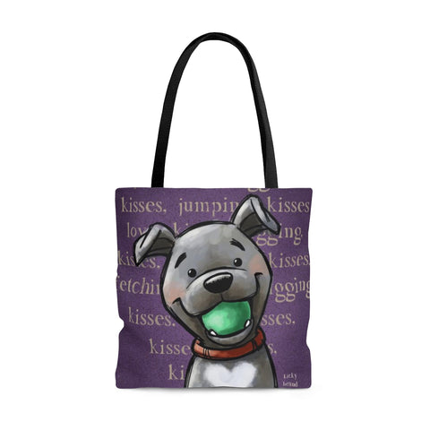Pibble Tote Bag