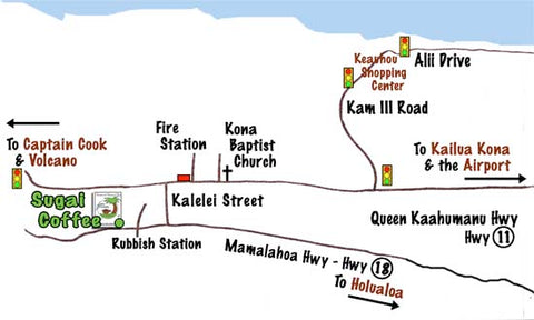 Contact Us – Sugai Kona Coffee on oahu street map, hawaii street map, wailua street map, tulsa street map, waikoloa street map, kahului street map, honolulu street map, norco street map, keauhou shopping center street map, jacksonville street map, burlington street map, fresno street map, hilo street map, falcon street map, koloa street map, orange street map, lanai city street map, molokai street map, boise street map, greenville street map,