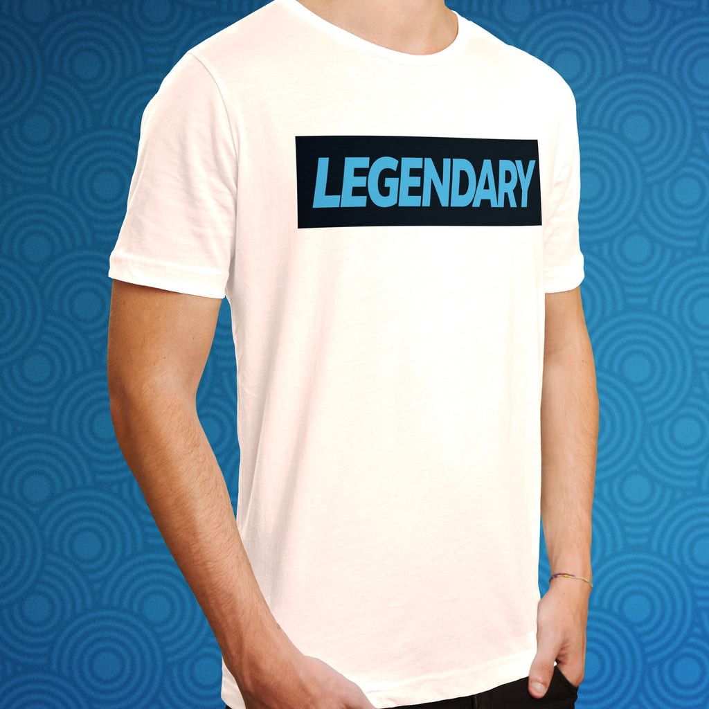 Legendary Block Tee