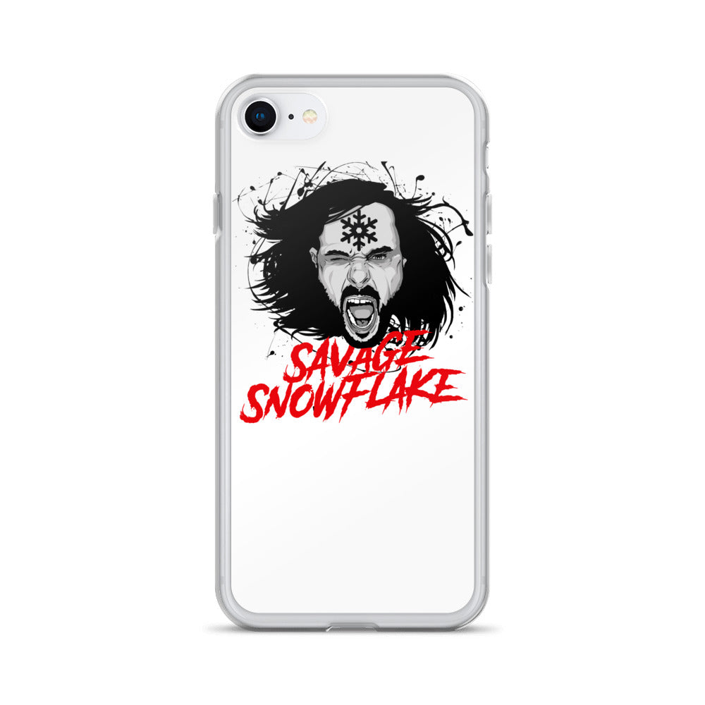 Savage Snowflake Phone Case