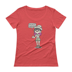 Not A Cosplay Women's Tee