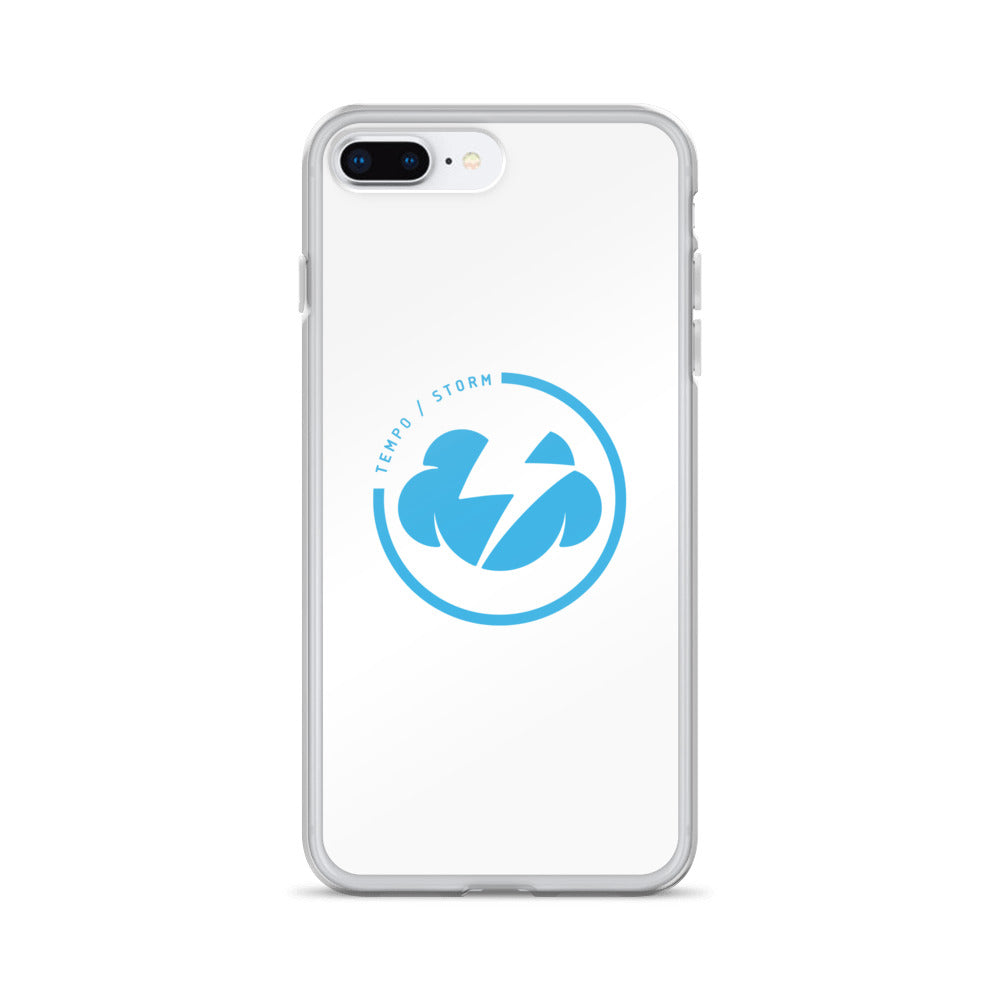 TS White Phone Case