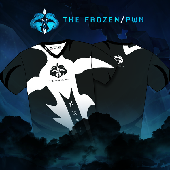 THE FROZEN/PWN JERSEY