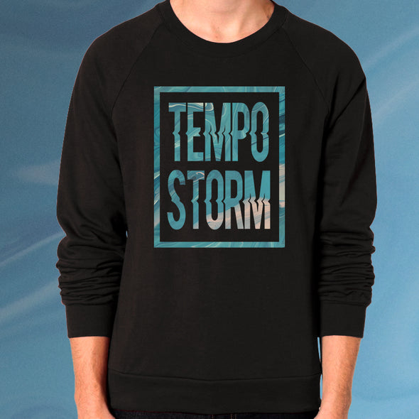 Tempo Waves Raglan Fleece
