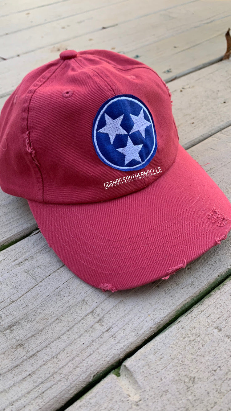 Tristar TN Hat - The Monogram Shoppe KY