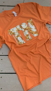 TN Pumpkin Short Sleeve T - The Monogram Shoppe KY