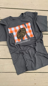 Football Short Sleeve TN - The Monogram Shoppe KY