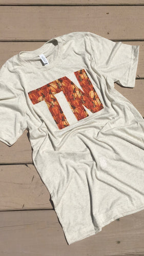 Tennessee Pumpkin Oatmeal Soft T