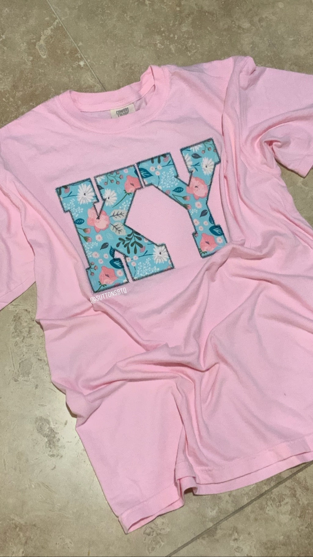 Candy Comfort Color Floral KY - The Monogram Shoppe KY