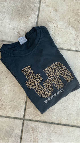 SALE Cheetah Short Sleeve