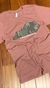 Camo Short Sleeve - The Monogram Shoppe KY