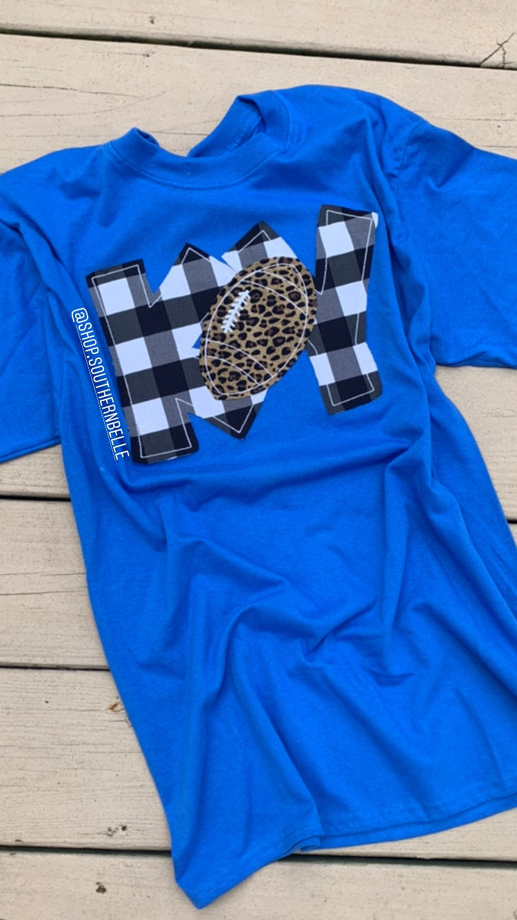 Football Soft T - The Monogram Shoppe KY