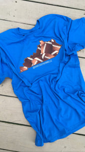 Football Kentucky Short Sleeve - The Monogram Shoppe KY