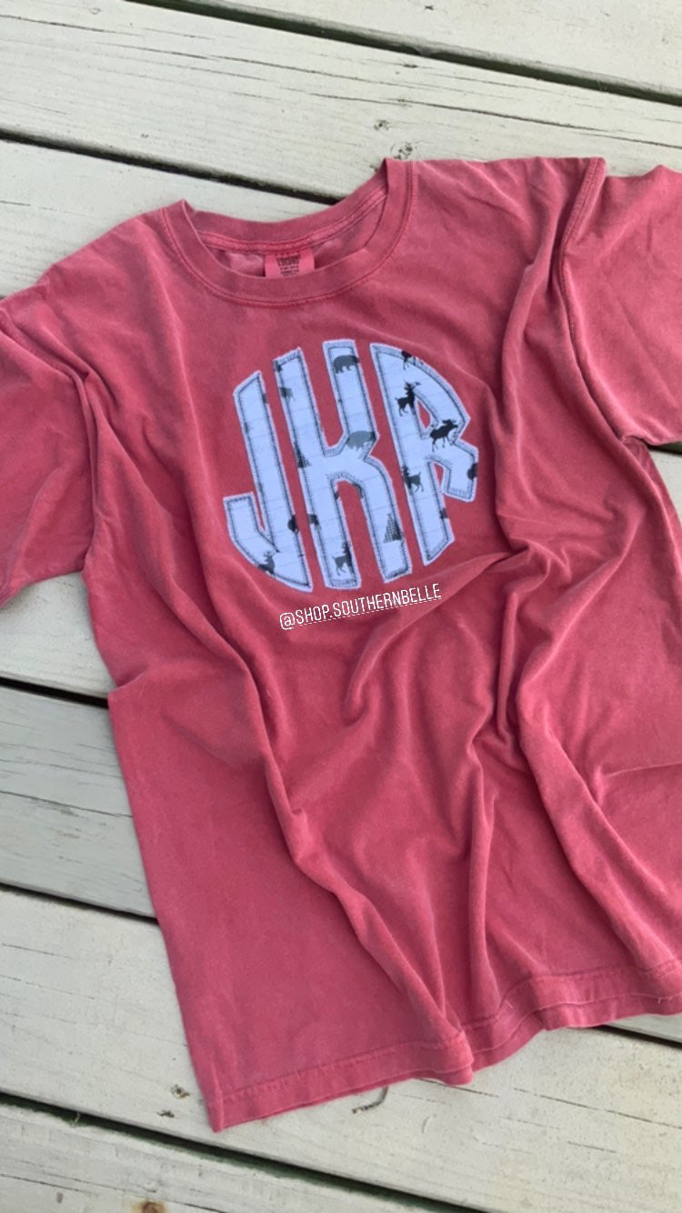Monogram Comfort Color KY - The Monogram Shoppe KY