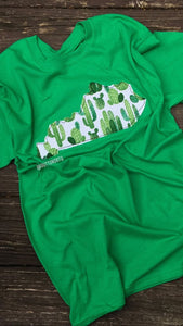 Cactus KY Short Sleeve - The Monogram Shoppe KY