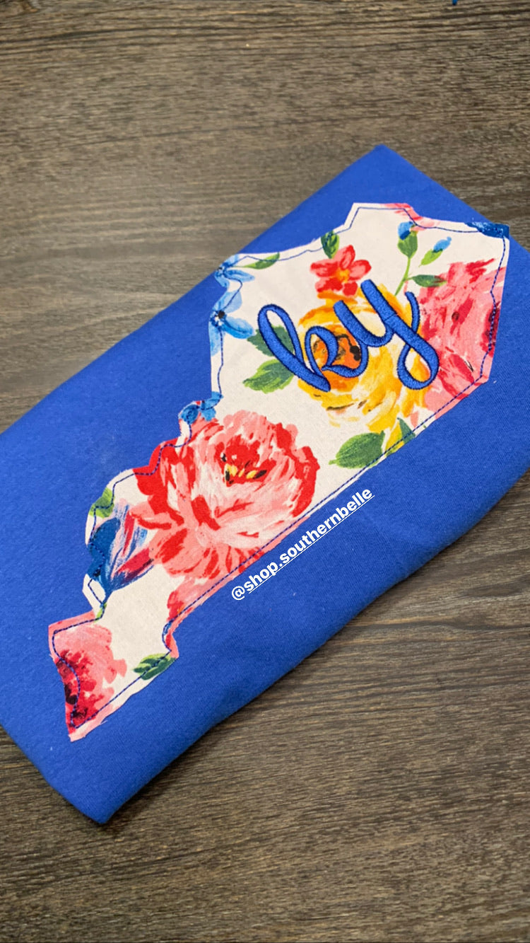 KY Short Sleeve T - The Monogram Shoppe KY