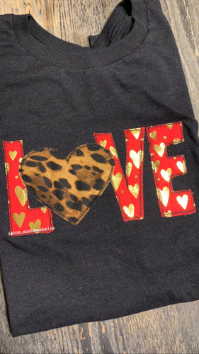 Valentines Love Short Sleeve T