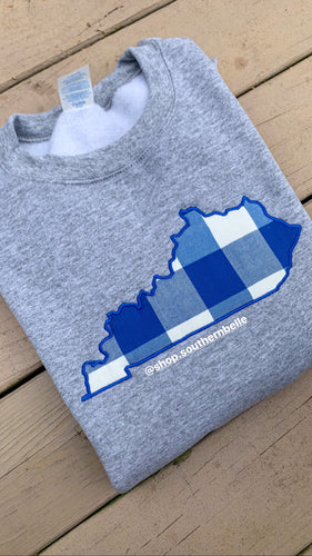 KY Sweatshirt - The Monogram Shoppe KY