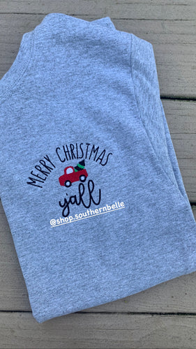 SALE Christmas Truck Short Sleeve T