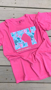 Berry Comfort Color Floral KY - The Monogram Shoppe KY