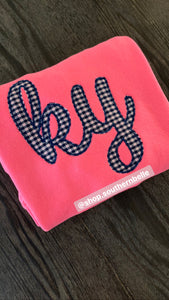 Neon Pink KY Short Sleeve T - The Monogram Shoppe KY