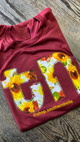 Sunflower TN Triblend Soft T