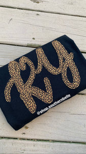 KY Cheetah Short Sleeve Soft T - The Monogram Shoppe KY