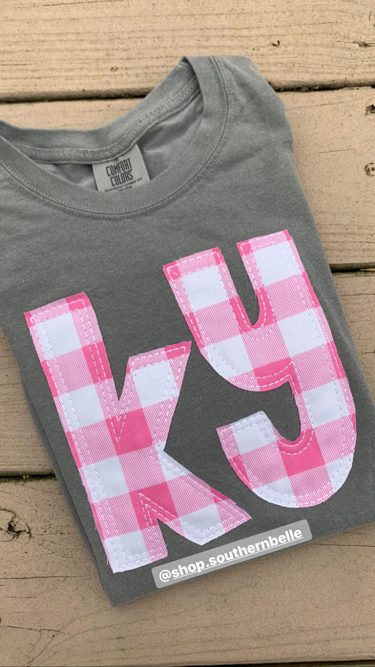 Comfort Color Short Sleeve KY - The Monogram Shoppe KY