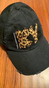 Leopard KY Hat - The Monogram Shoppe KY