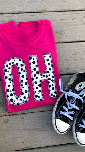 Ohio Dalmation Short Sleeve