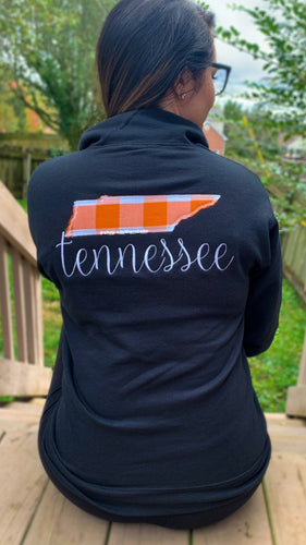 RTS Tennessee Quarter Zip