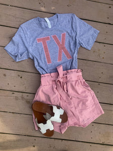 Peaches and Cream Short Sleeve Soft T -- ANY STATE